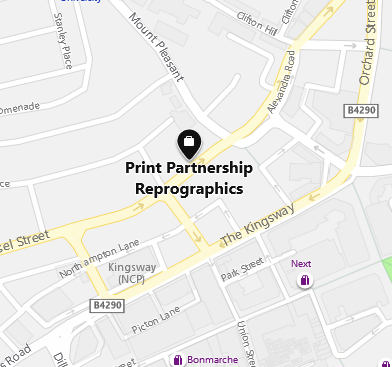 Print Partnership Swansea